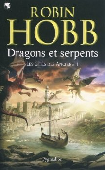dragons et serpens robin hobb